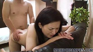 asian jav japan japanese milf mature wife housewife amateur casting.