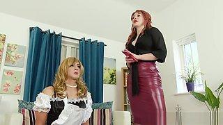 Sissy Maid Turned Sissy Slut