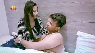 Mia Malkova In Indian Web Series Adhigharwali Season 1 Episode 2 Uncensore