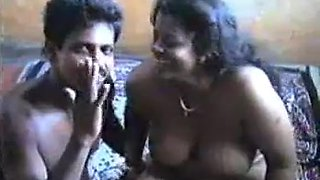 Corpulent south indian aunty getting fucked
