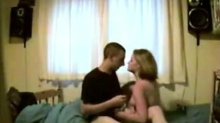 Married Wife with younger Lover caught fucking on Hidden Cam