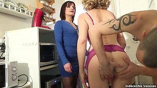 French Mature - Emma (50)