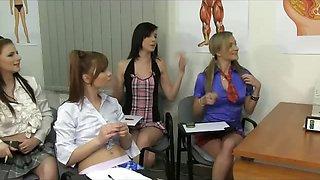 CFNM sex with a School Teacher