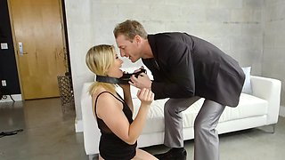 Strict man punishes stepdaughter for making her mom worrying
