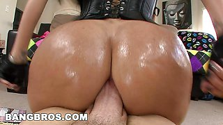 Ava Addams Butt to Mouth Anal Fun