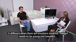 Femaleagent video: Michy