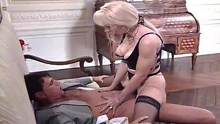 Richard Langin And Gina Blonde - Famille A Enculer Sans Oublier La Bonne Etc