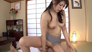 Amazing Japanese slut Kaori Otonashi in Hottest couple, cougar JAV video