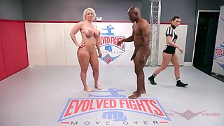 Both will tile and alura jenson are lethal wrestlers