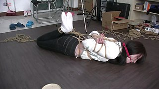 New Chinese Girl Bondage