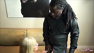 HUSBAND NEXT ROOM AND WIFE CHEAT WITH BBC German Kacy Kisha