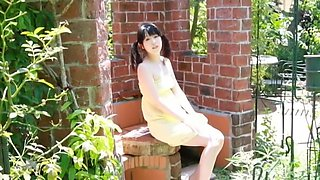 Machiko Ono ~ / A B48 18 Years - Shaved Otohime Innocence