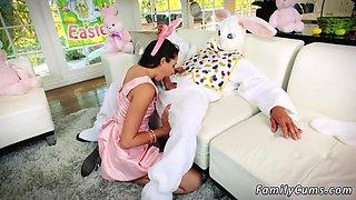 School girl daddy Uncle Fuck Bunny
