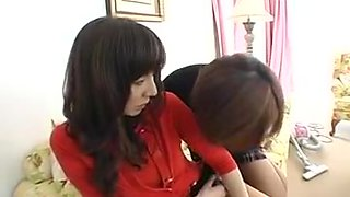Japanese Lesbian Babes 1(Teacher, Student and daughter)