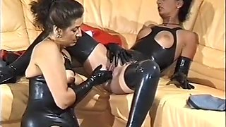 Horny Games In Rubber 2