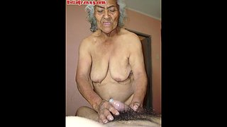 HelloGranny Prepared Old Chicks Pics Compilation