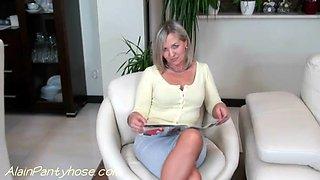 Stockings pantyhose