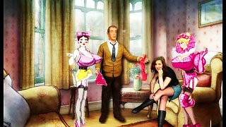 An english sissy village episode 7