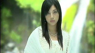 Hottest Japanese slut Saori Hara in Horny College, Outdoor JAV scene