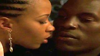 Tamara LaSeon Bass,Taraji P. Henson,A.J. Johnson,Tawny Dahl in Baby Boy (2001)