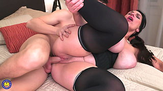 Home comfort and taboo sex