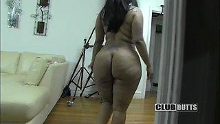 Cubana swallows club butts