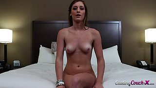 Casting Couch-X Video: Casana