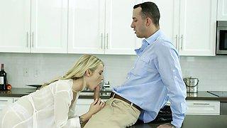TUSHY Bosses Wife Karla Kush First Time Anal