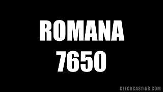 CZECH CASTING - ROMANA (7650)