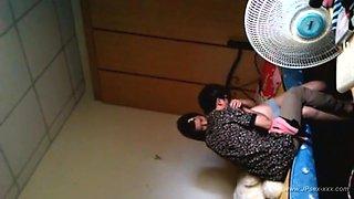 young chinese schoolgirl homemade