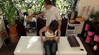 Japanese Massage Voyeur 32