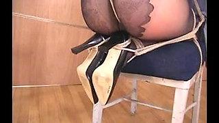 Girl - Girl Bondage