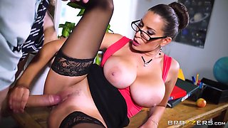 Big Tits at School: The Sexy Teacher. Sensual Jane, Danny D