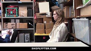 Daisy Stone in Case No. 4522845 - Shoplyfter