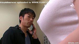 [中文字幕]SSNI-574 不戴胸罩的透明巨乳J罩杯小姐姐筧純的無防備誘惑