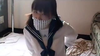 Japanese school girl kidnapped