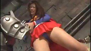 Supergirl peril