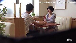 Haneda Mari The Soul Of Actress A Famous Av Star On Hidden Camera Show