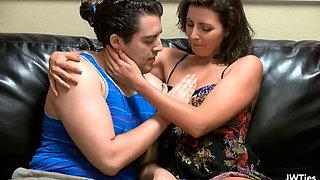 Mommy teach how to do a girl incest