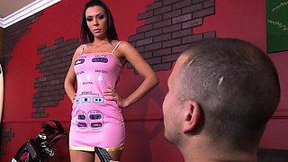 Brazzers - Big Tits In Uniform -  The Rachel