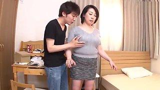 JAPANESE MATURE MAIKO KASHIWAGI FUCK