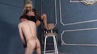 Russian-Mistress Video: Mistress Simona