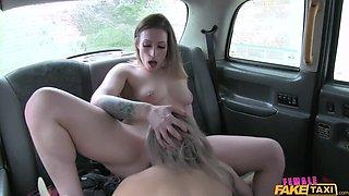 Big Tits Lesbians Love The Pussy