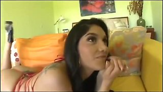 Hot Arab beauty enjoying BBC