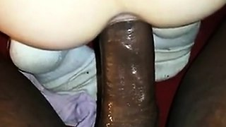 anal fetish object insertion gaping amateur in my apartment