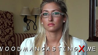 anal fucking at a casting