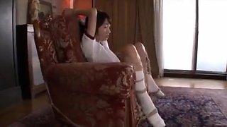 Tiny Japanese Teens In Schoolgirl Uniform Tied, Abused &amp_ Fucked Hard
