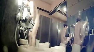 Japanese women spied in shower and lock room