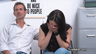 Sending husband out to fuck the thief wife