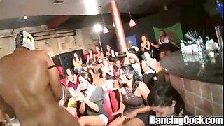 Dancingcock Fat Black Cock Dancing